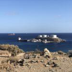 Öl-Tanks bei Kalí Liménes