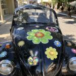 Hippie-Käfer in Matala