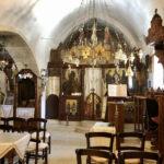 Kirche im Kloster Moni Odigitria