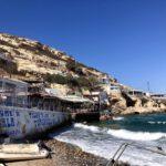 Matala Beach-Front